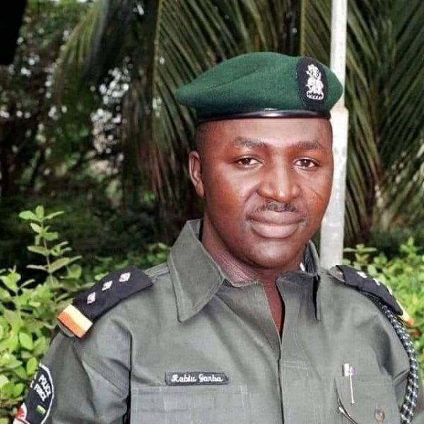 DPO RABIU GARBA: Celebrating a worthy cop