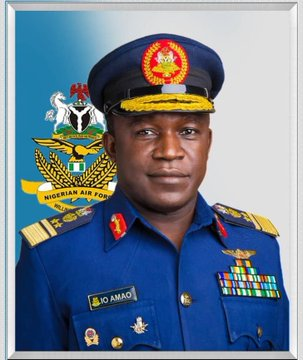 Osogbo Professionals Rejoice With Newly Appointed Chief of Air Staff, AVM Amao