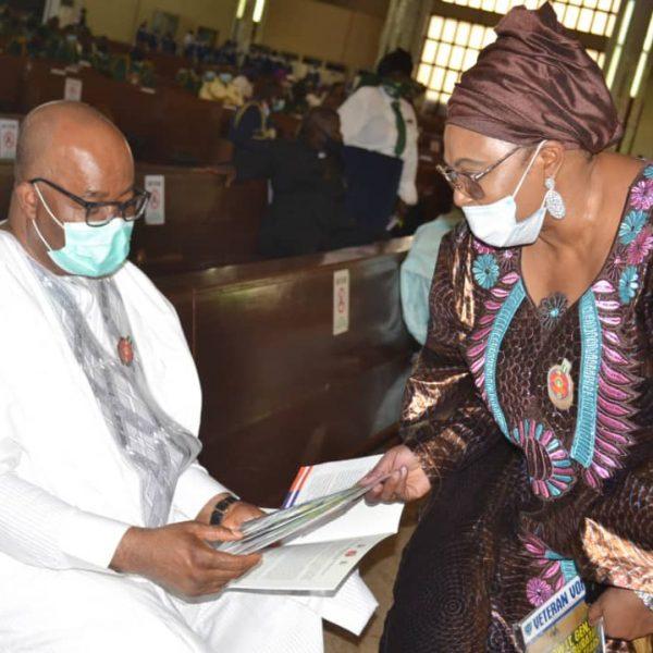 AFRD:Reforms in Nigerian Legion geared toward betterment of legionnaires, fallen heroes families – Official
