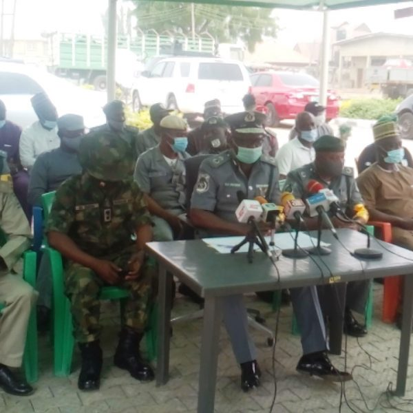 How Joint Customs Patrol Team Intercepted, Impounds 13 Vehicle Convoys of Contraband