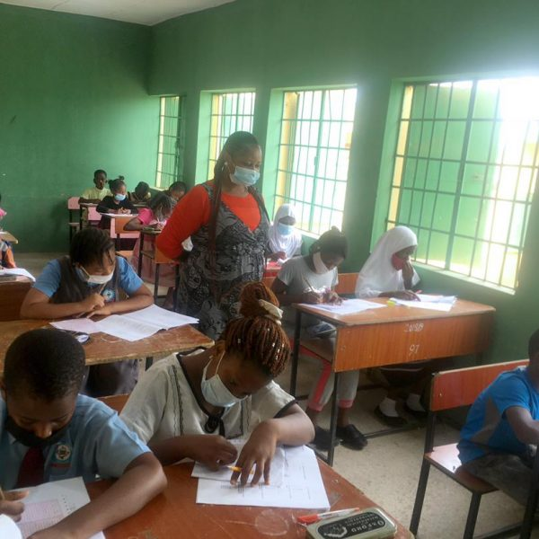 76,855 Sit for Unity College Entrance examination-FG