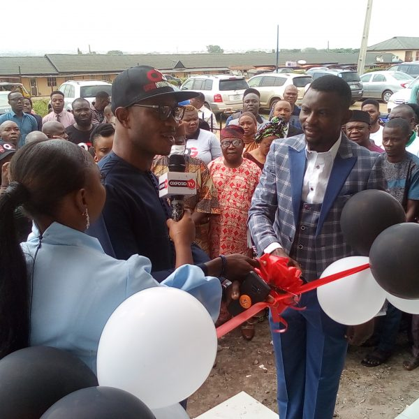 Oxford Group Embarks On Human Capital Development, Launches Ilorin Office.